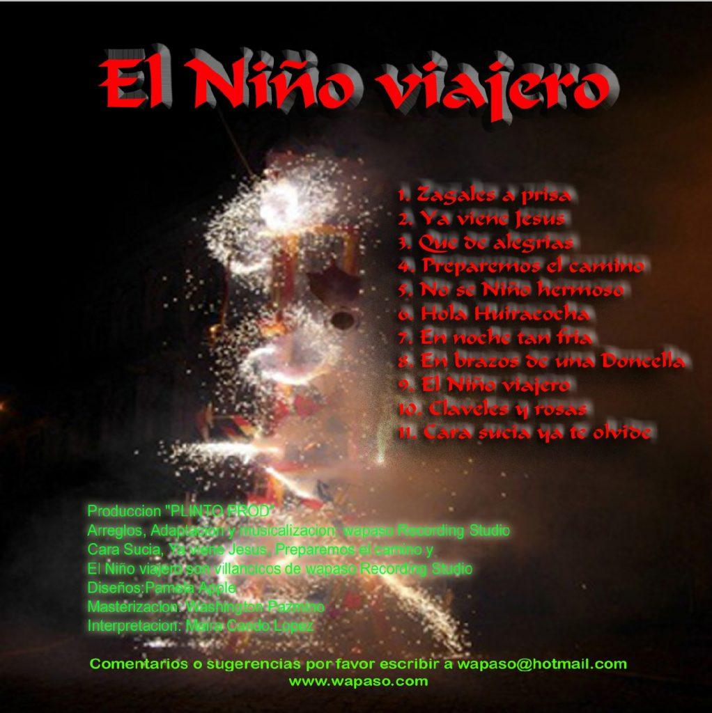 El Nino Viajero back